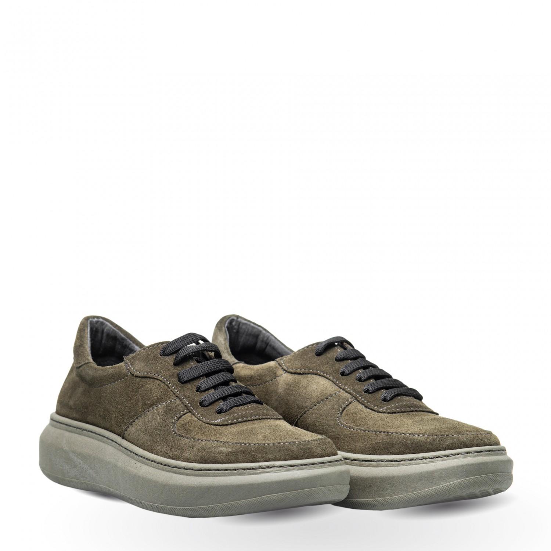 Pantofi de damă din piele naturală PH1041