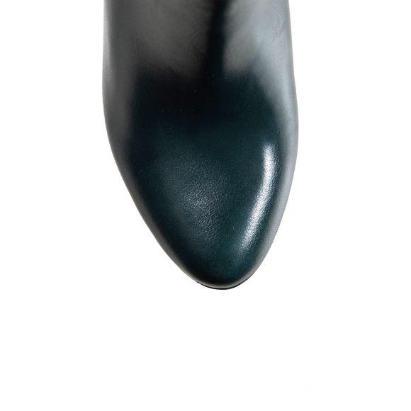 Botine din piele naturala BO0016