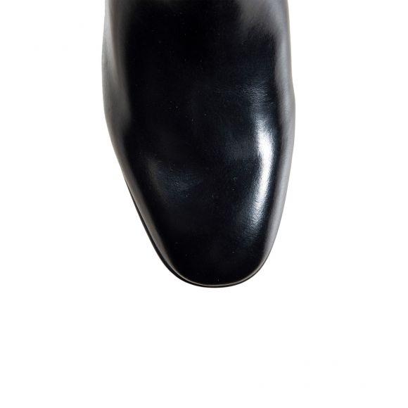 Botine din piele naturala BO0028