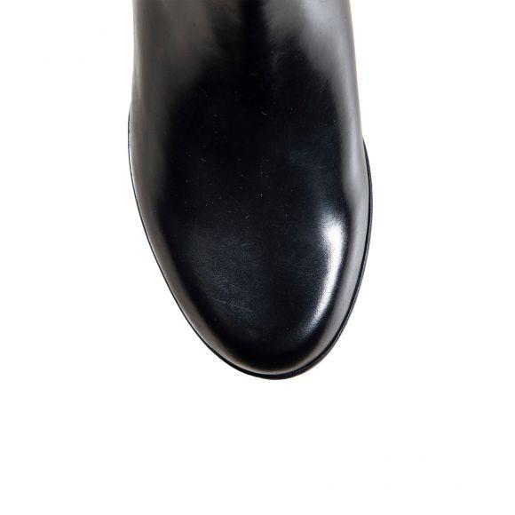 Botine din piele naturala BO0038