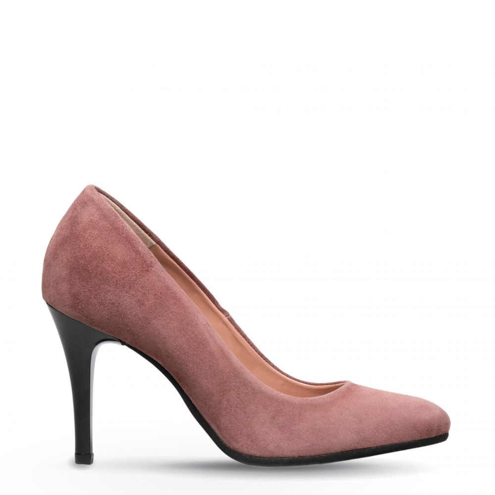 Pantofi din piele naturala PH0002
