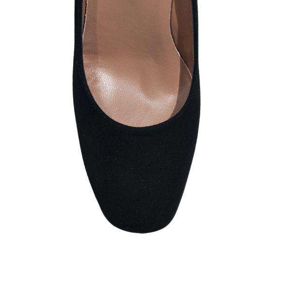 Pantofi din piele naturala PH0005
