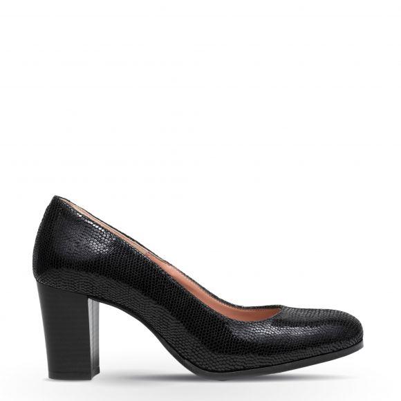 Pantofi din piele naturala PH0006