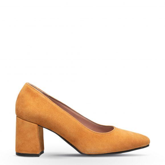 Pantofi din piele naturala PH0007