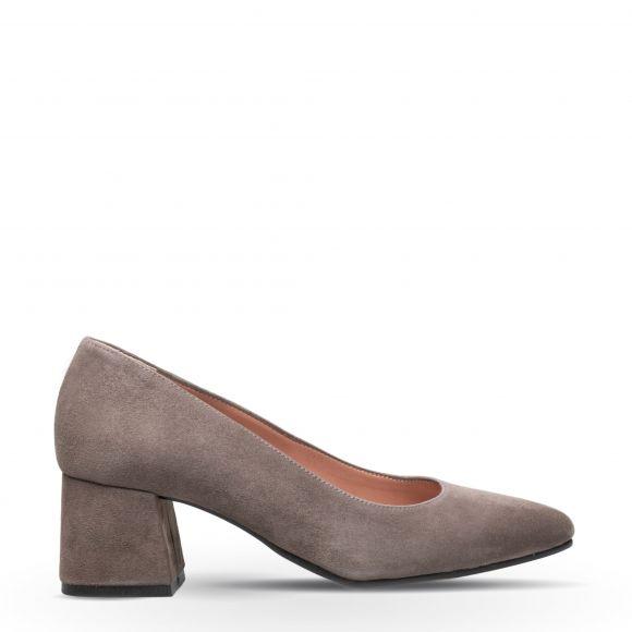 Pantofi din piele naturala PH0008