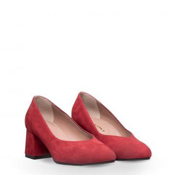 Pantofi din piele naturala PH0010