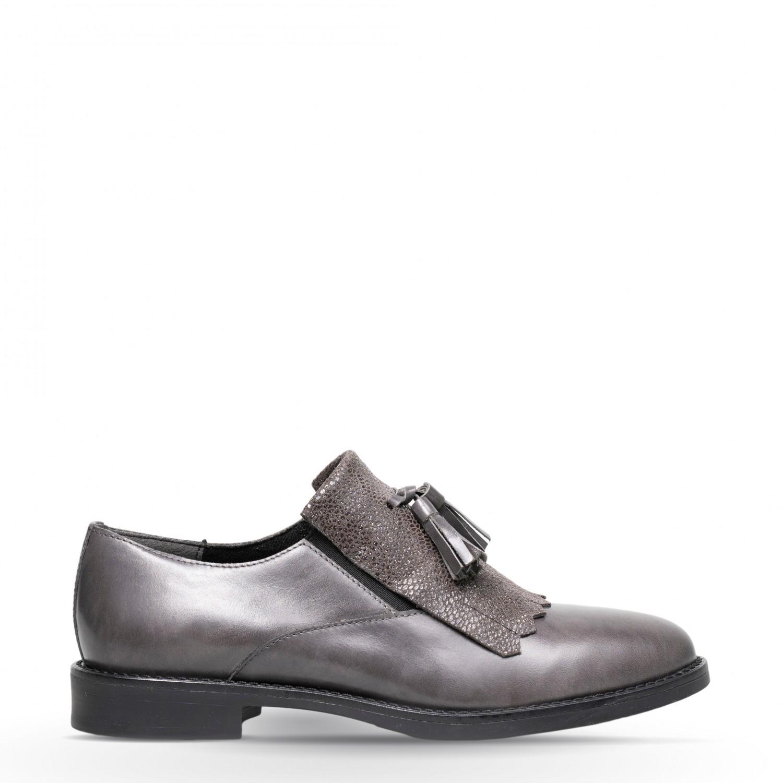 Pantofi din piele naturala PH0011