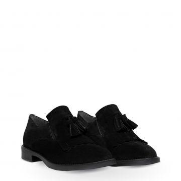 Pantofi din piele naturala PH0012