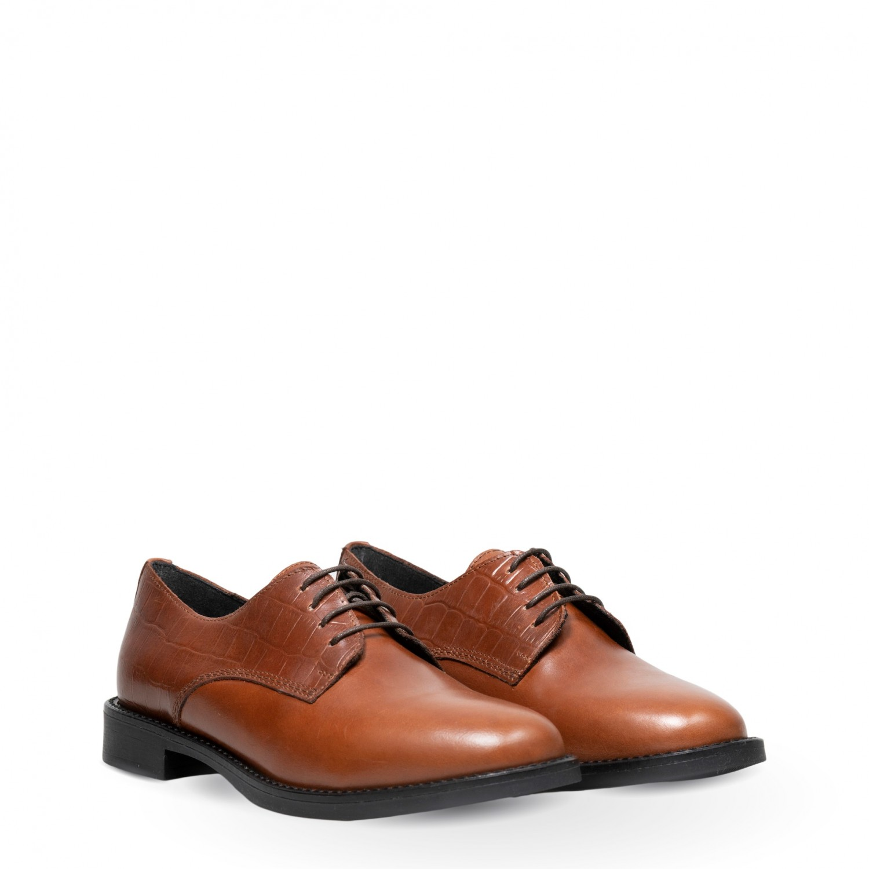 Pantofi din piele naturala PH0013