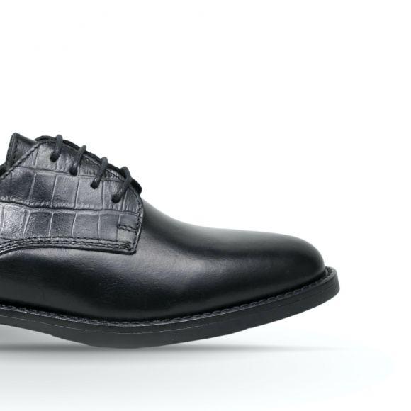 Pantofi din piele naturala PH0014