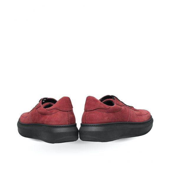 Pantofi din piele naturala PH0018