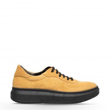 Pantofi din piele naturala PH0019
