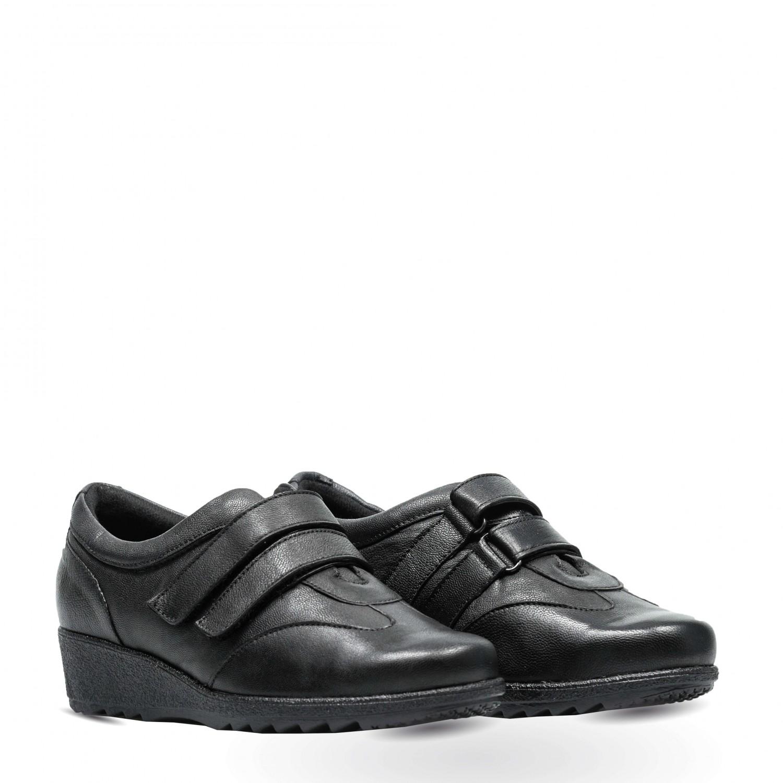 Pantofi din piele naturală PH0028
