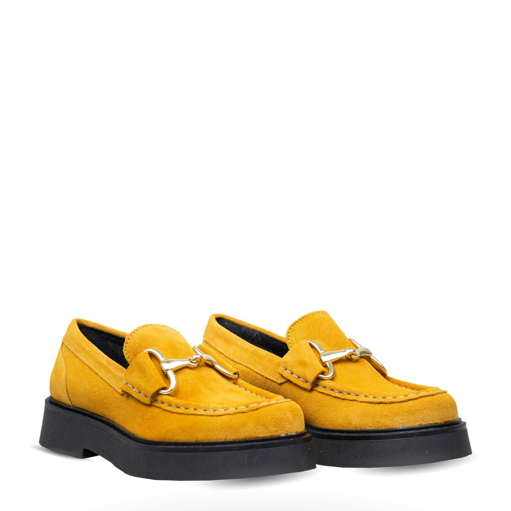 Pantofi de damă din piele naturală PH1023