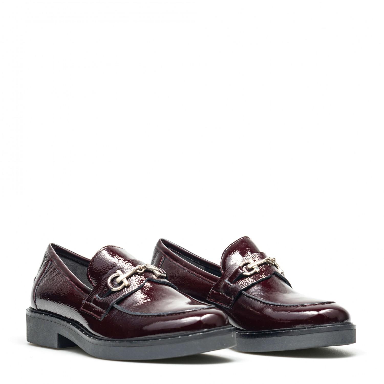 Pantofi de dama din piele naturală PH1032