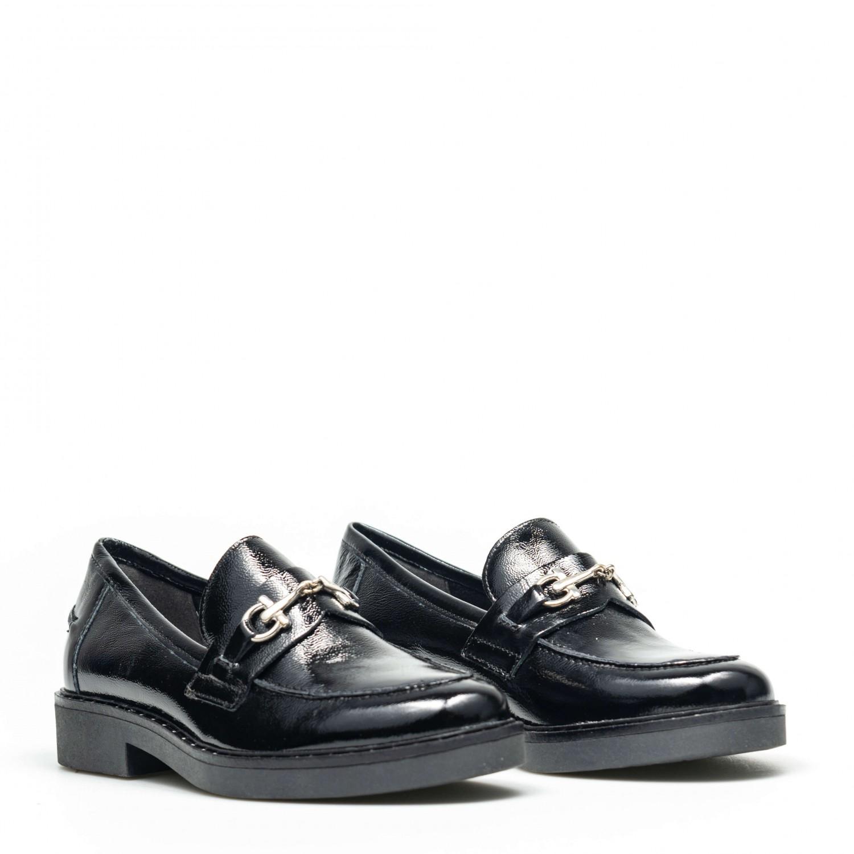 Pantofi de dama din piele naturală PH1033