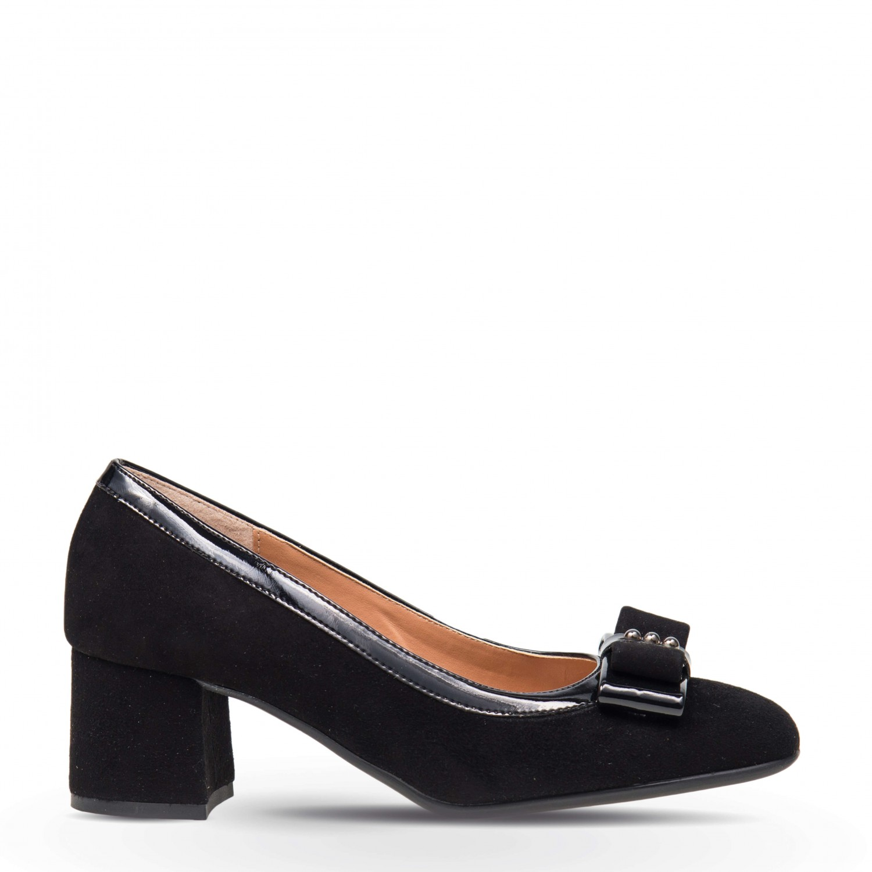 Pantofi de damă din piele naturală PH1043