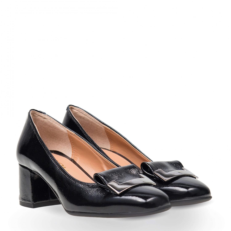 Pantofi de damă din piele naturala PH1044