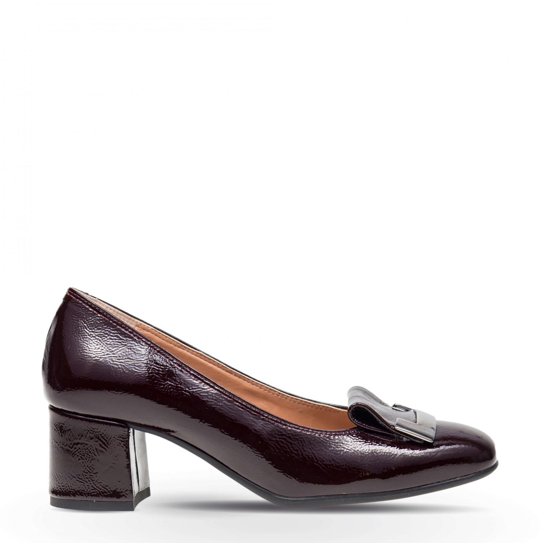 Pantofi de damă din piele naturală PH1045