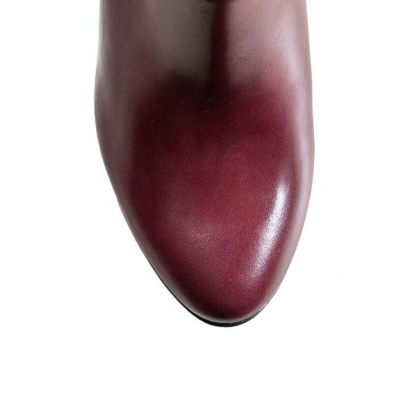 Botine din piele naturala BO0015