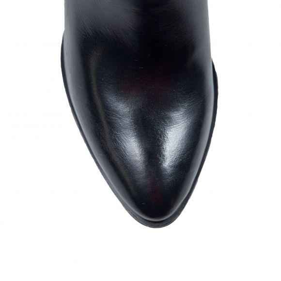 Botine din piele naturala BO0046
