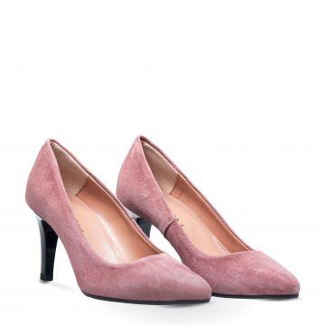 Pantofi din piele naturala PH0020
