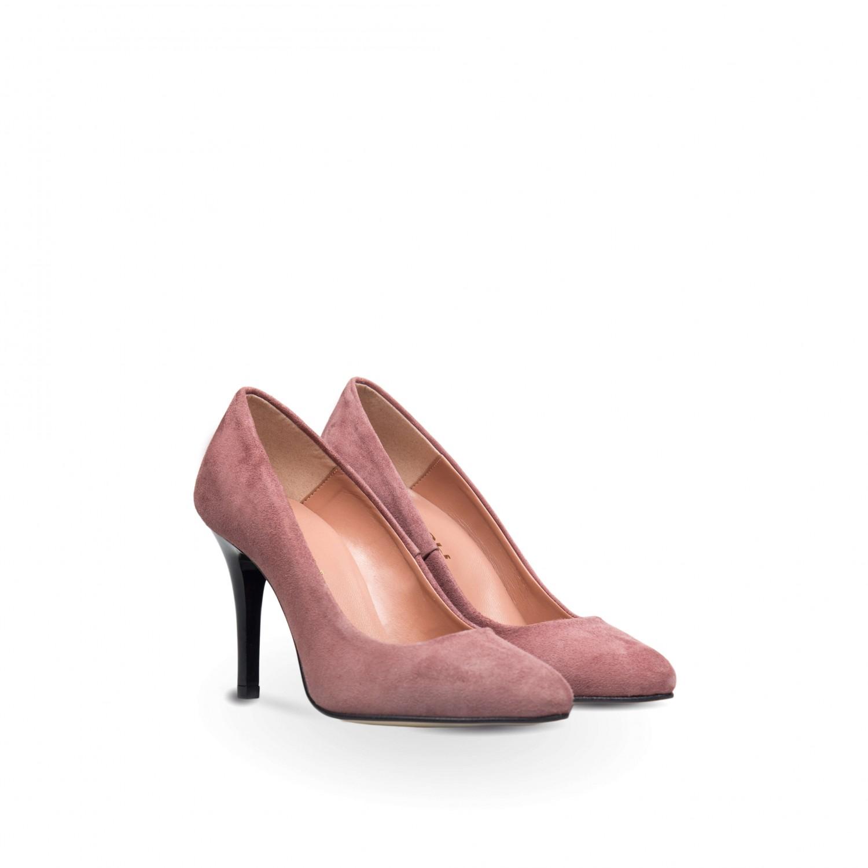 Pantofi din piele naturala PH0021