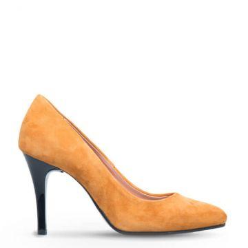 Pantofi din piele naturala PH0023