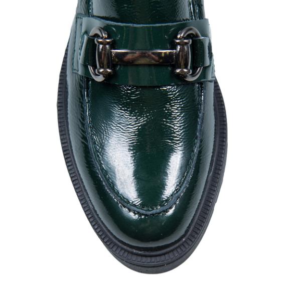 Pantofi din piele naturală PH0026